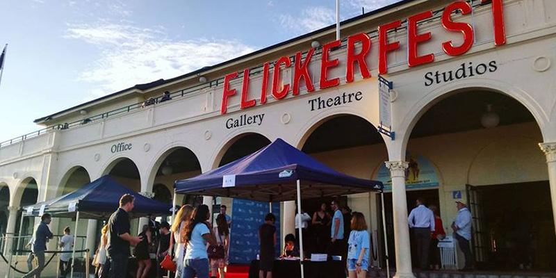 جشنواره بین المللی فیلم فلیکرفست Flickerfest