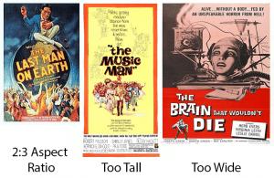 نمونه پوستر فیلم